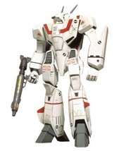 Macross Bandai Poseable Model Kit 1/72 Scale VF-1J Battroid Valkyrie - $118.65