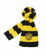 Harry Potter Hufflepuff House Cosplay Knit Wool Costume Scarf Halloween ... - $9.87
