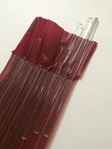 "8"" Inch Lab Glass Laboratory Stir Stirring Rods - Pack of 10 - $9.04"