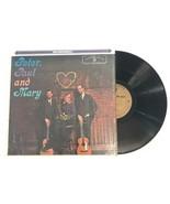 VINTAGE 1962 PETER, PAUL, AND MARY LP VINYL  ALBUM WARNER BROS 1449  - $18.69
