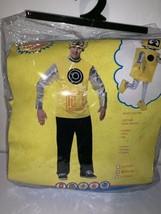 Euc Paper Magic Men Women Adult Medium Yo Gabba Gabba Plex Halloween Costume - $21.49