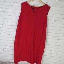 Talbots Dress Womens Size 20 W Red - $44.16