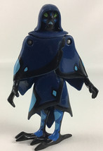 "Ben 10 Ultimate Alien Hood Cloak Big Chill 4"" Figure Bandai Cartoon Network 2009 - $31.14"