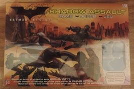 Batman Begins Shadow Assault board game - New - $18.00