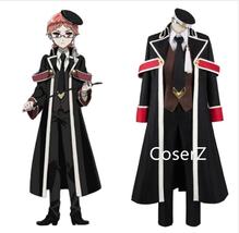 The Royal Tutor Heine Wittgenstein Uniform Cosplay Costume - $109.00
