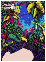 Versos sencillos vintage Movie POSTER.Graphic Design. Wall Art Decoratio... - $10.89+
