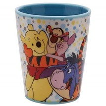 Walt Disney Winnie the Pooh Best Friends 8 ounce Ceramic Tumbler, NEW UNUSED - $13.54