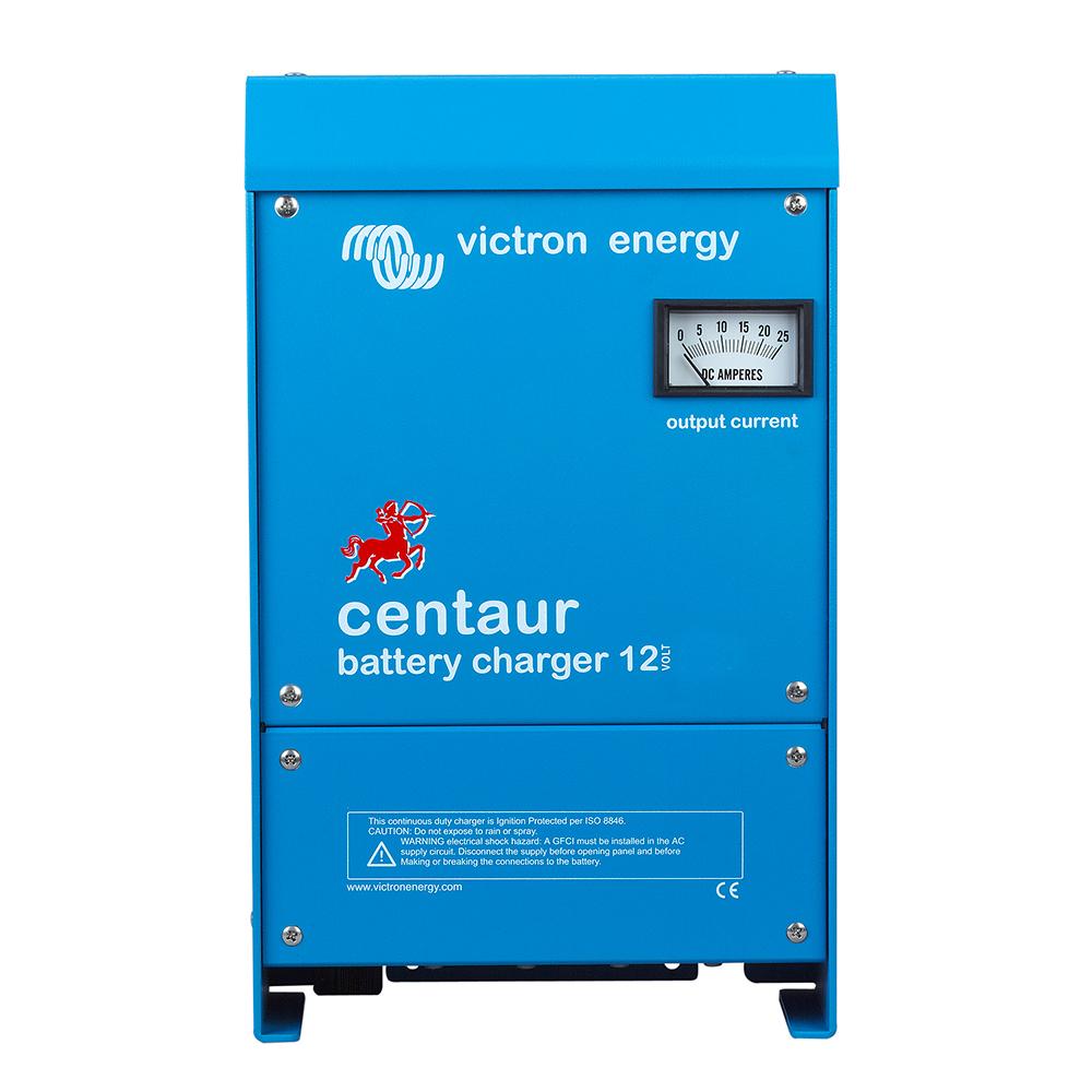 Victron Centaur Charger - 12 VDC - 80AMP - 3-Bank - 120-240 VAC [CCH012080000] - $834.70