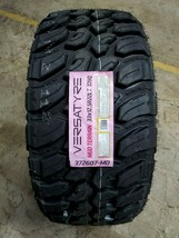 33x12.50R22LT ★★VERSATYRE★★ MUD TERRAIN M/T 109Q 10PLY (SET OF 4) - $899.99