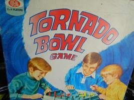 Tornado Bowl Vintage 1971 Ideal Game - $48.00