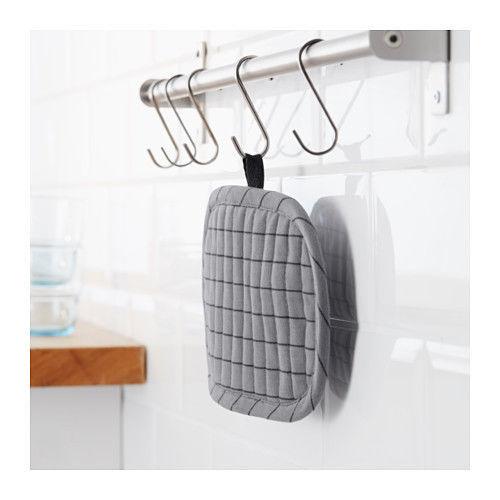 New 365+ Pot Holder Grey 26x16 cm Modern Kitchen