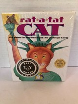 NEW IN BOX Rat-A-Tat Cat Card Game (Ages 6+) by GAMEWRIGHT - ISBN 0-9635... - $10.61