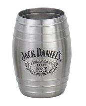 Jack Daniels Medium Barrel Shot Glass New - $12.86