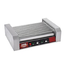 4079 Great Northern Commercial Quality 24 Hot Dog 9 Roller Grilling Mach... - $180.21