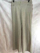 Women's The Limited Cassidy Fit Collection Dress Pants Size 2R. Beige - $11.88