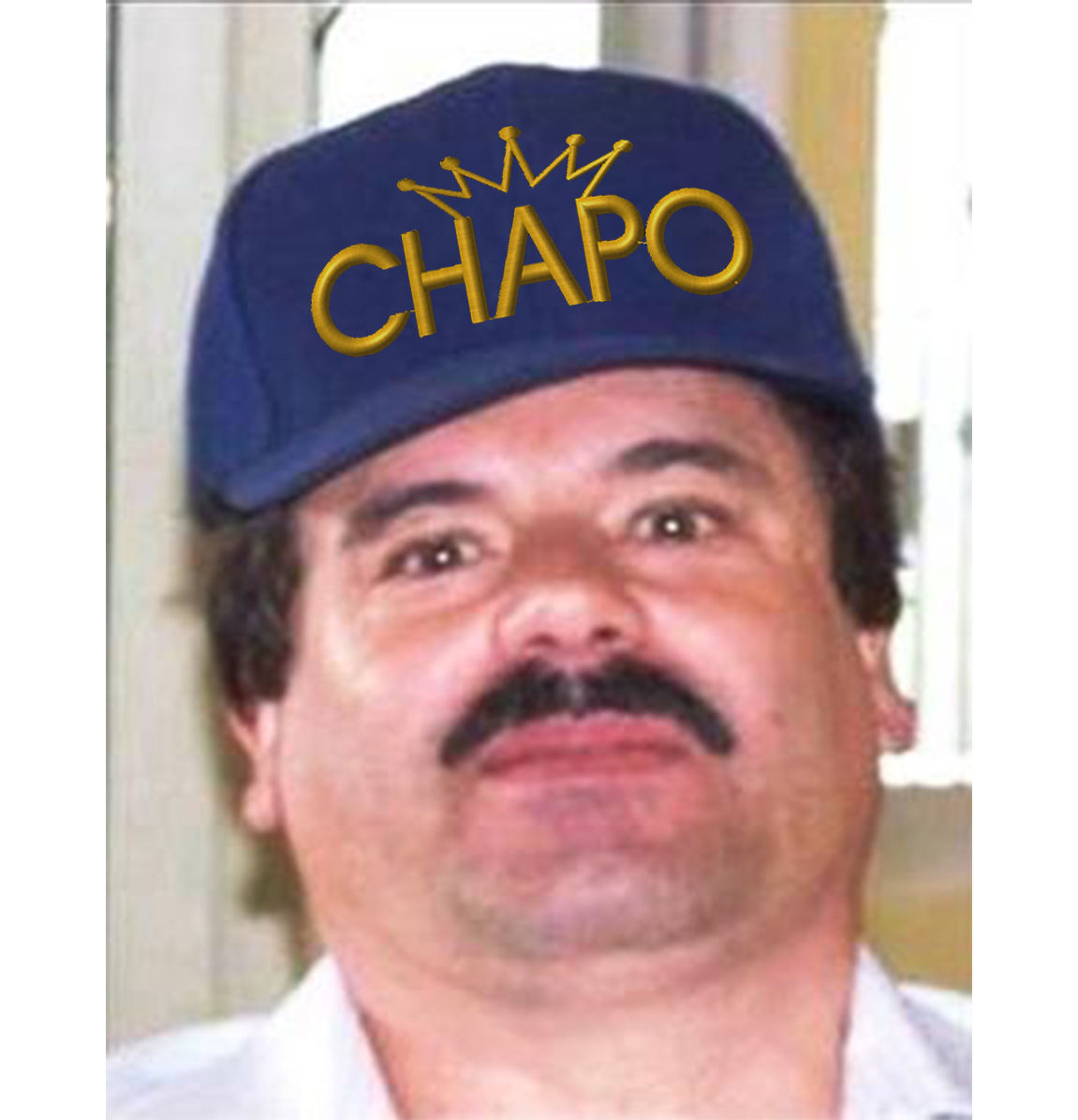 Legendary KING EL CHAPO GUZMAN, Snapback Hats