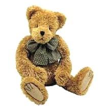 """Boyds Bears """"Clem Cladiddlebear"""" #500070-08 -30"""" Plush Bear- NWT- 2001 - $89.99"""