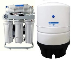 RO Light Commercial Reverse Osmosis Water Filter System 400 GPD RO Boost... - $384.12