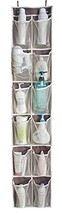 Misslo Heavy Duty Over Door Organizer for Narro... - $19.60