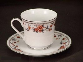 Sheffield Anniversary Cups & Saucers - $12.82