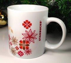 Starbucks Holiday Cup of Joy Christmas Coffee Tea Mug 12 oz Ceramic Cup - $24.74