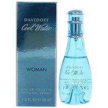 Cool Water by Zino Davidoff for Women - 1 oz EDT Spray - $16.75