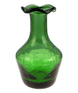 Vintage_kanawha_crackle_glass_bud_vase_emerald_green_6_thumbtall