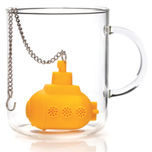 Sub submerges Tea Infuser Funky Original Design OTOTO STUDIO Home Kitche... - £13.63 GBP