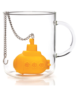 Sub submerges Tea Infuser Funky Original Design OTOTO STUDIO Home Kitche... - £14.27 GBP
