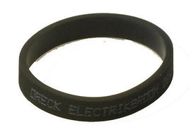 Oreck Steam Cleaner Flat Rubber Belt OR114 - $6.25