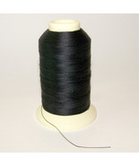 Thread, Polyester, Coats Bonded, Thread-4 oz. Spool, Black - Size DB-92 ... - $24.10