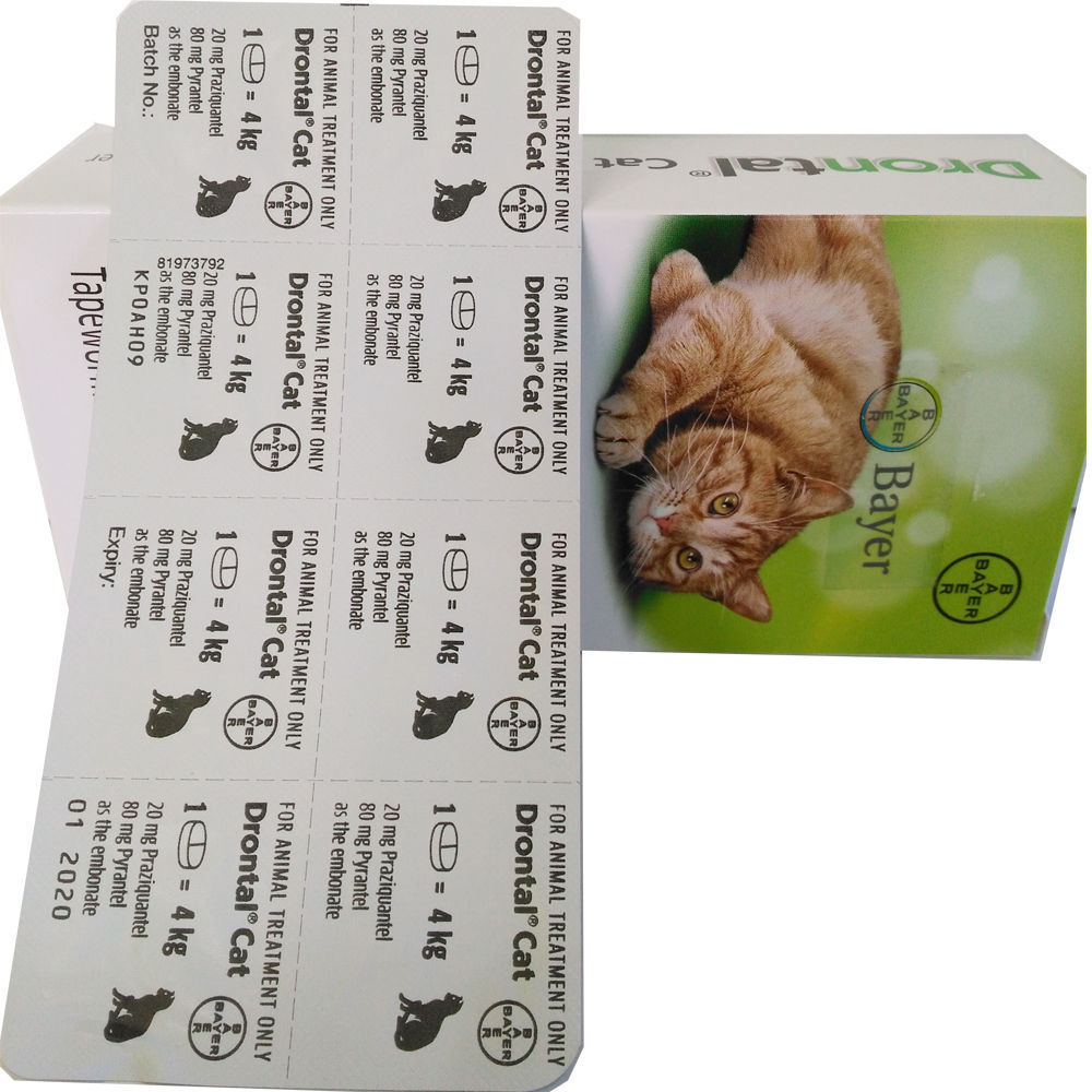 Drontal For Cat Wormer Dewormer Original and 50 similar items