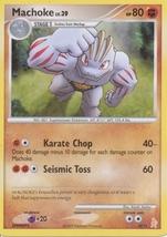 Machoke 4/11 Lucario Trainer Kit Pokemon Card image 3