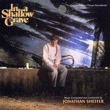 In A Shallow Grave - Soundtrack/Score CD ( Like New ) - $34.80