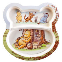 Classic Pooh Melamine Plate - $7.95