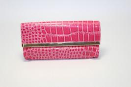 Estee Lauder Pink Cosmetic Bag Purse - $14.85