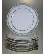 Royal Worcester Mondrian Bread & Butter Plates Set of 8 - $36.58