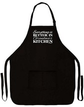 ThisWear Everything is Better in Grandma's Kitchen Funny Apron for Cooking - $23.11