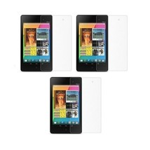 3X Clear Crystal LCD Screen Protector Guard Shield For Asus Google Nexus... - $7.99