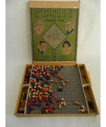 Vintage Pegity Game by Parker Brothers - $49.99