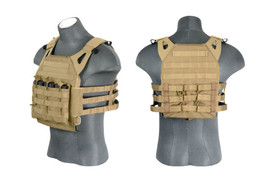 Lancer Tactical Jumpable Plate Carrier Vest Mag... - $74.99
