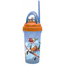 PLANES-CURLEY STRAW CUP-New Disney Movie! - $7.95