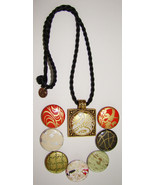 Magnabilities Interchangeable Necklace ~ 8 Inserts Included ~ NEW - $33.20