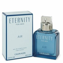 Eternity Air by Calvin Klein Eau De Toilette Spray 3.4 oz (Men) - $39.11