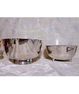 Reed and Barton and Baldwin Vintage Silver Plated Bowls - $35.00