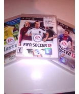 PlayStation 3 game bundle FIFA/Golf - $10.00
