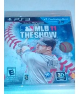 Major League Baseball 11 the Show Playstation 3 - $5.00