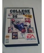 College football 96 EA Sports Sega Genesis - $8.50