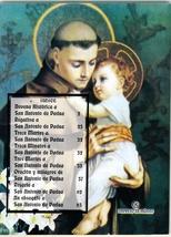 Compendio de Oraciones a San Antonio de Padua image 2