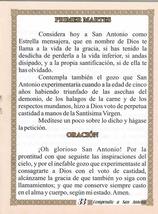 Compendio de Oraciones a San Antonio de Padua image 3